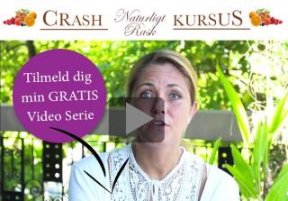 Gratis video serie om naturlig helbredelse