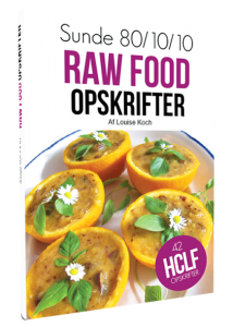 Sunde raw food opskrifter 801010