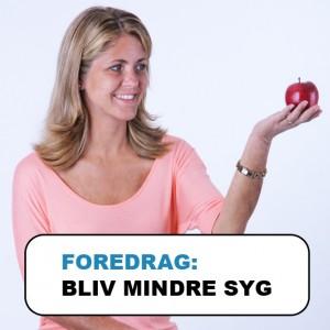 Louise med æble