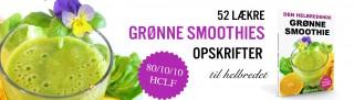 Opskrifter på grønne smoothies