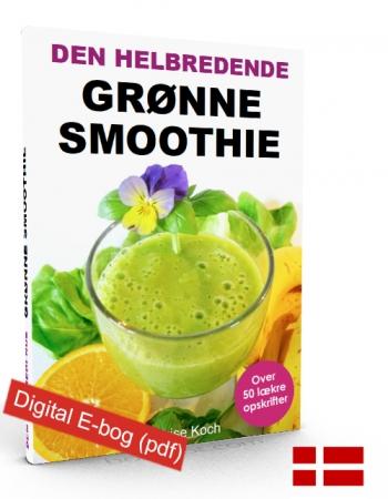 Grønne smoothies E-bog