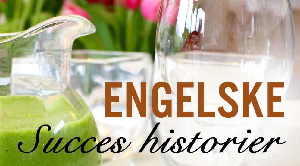 Engelske succes historier