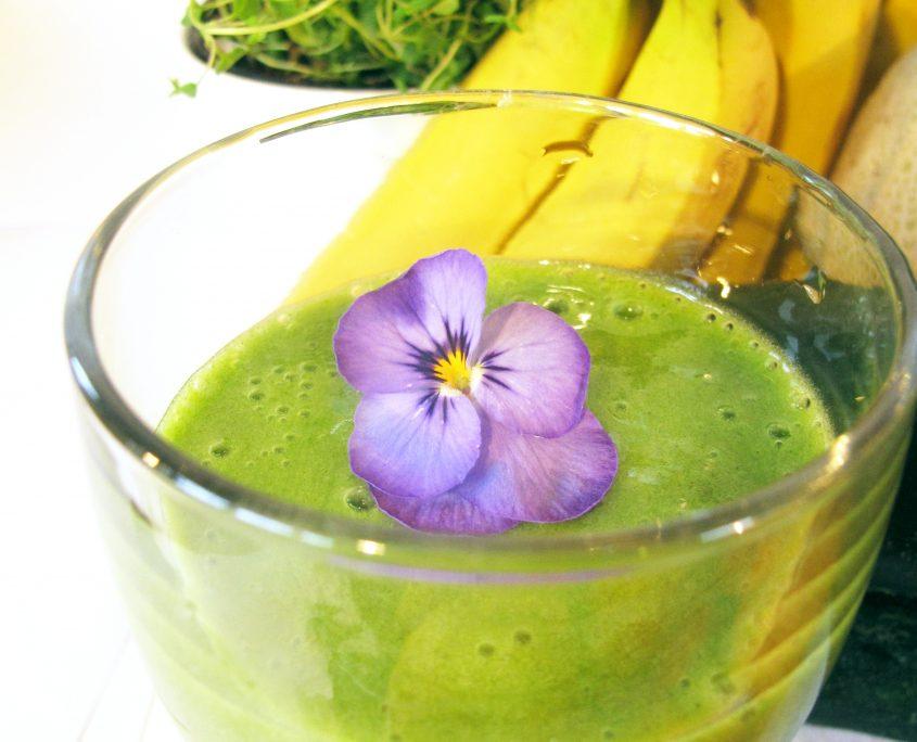 grønne smoothies er super sunde
