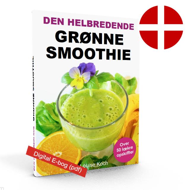 Gønne smoothies E-bog