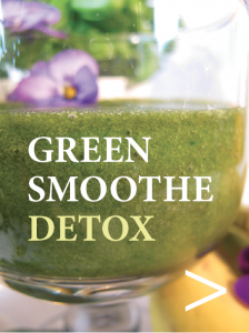 Grøn smoothie detox