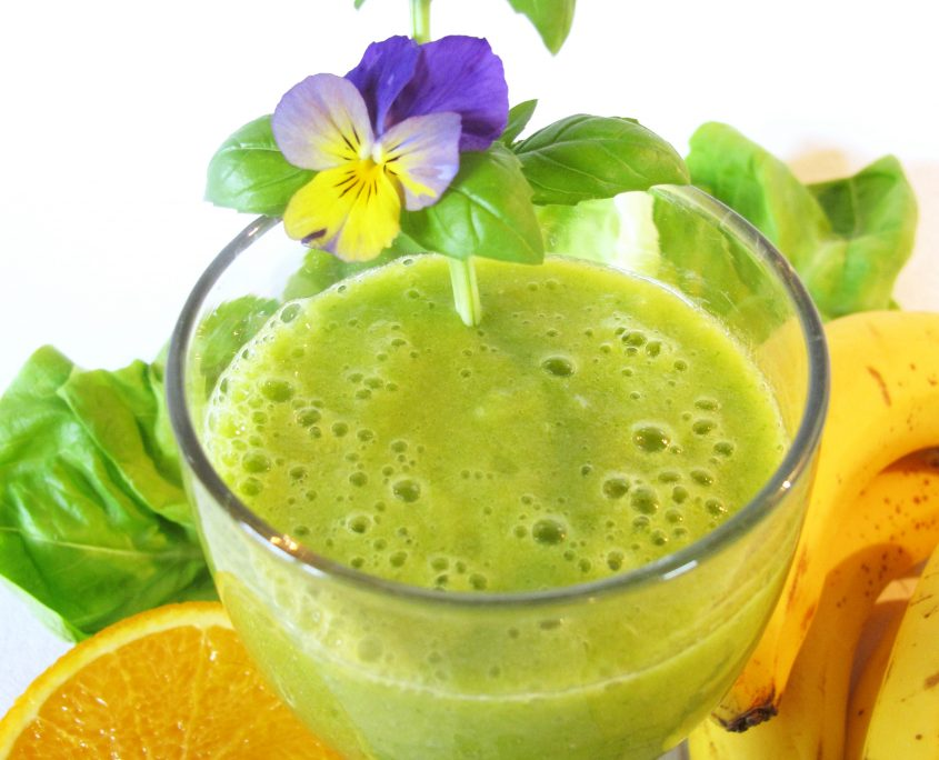 Foredrag: Grønne smoothies