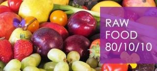 Raw food 80/10/10