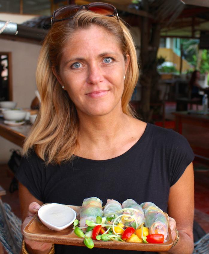 Spis dig rask med Louise Koch