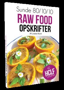 Sunde 801010 raw food opskrifter
