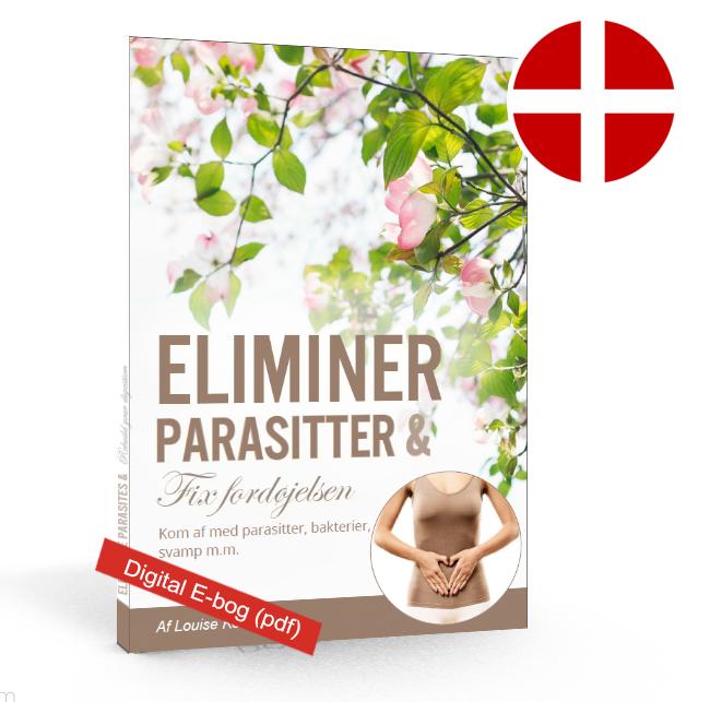 Bog om parasitter, bakterier og fordøjelsen