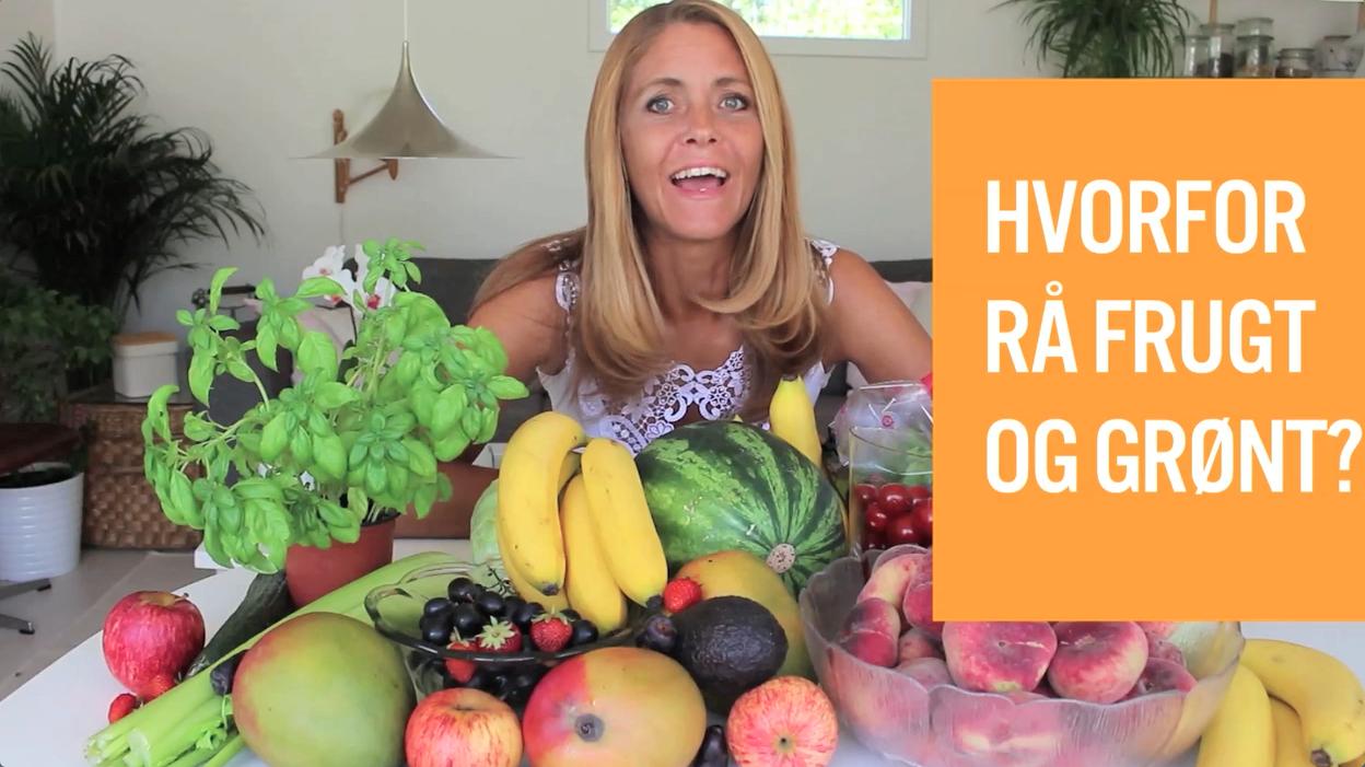 Hvorfor spise frugt og grønt?