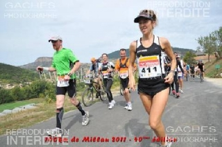 Harriet Kjæer ultra maraton løber