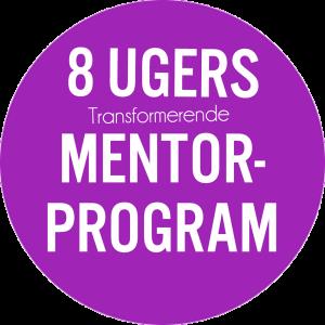 8 ugers transformerende mentorforløb