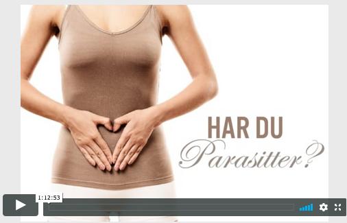 Har du parasitter?