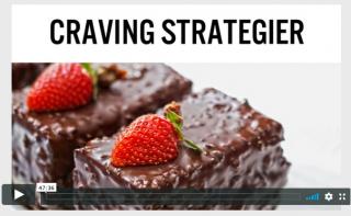 Craving strategier