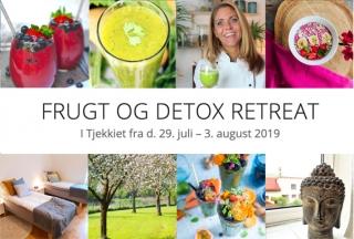 Frugt og detox retreat